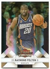 09/10 PANINI THREADS CENTURY PROOF GOLD PARALLEL #69 Raymond Felton #89/99