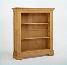 Normandy Oak 3ft Bookcase (NO-16)