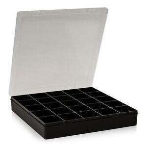 Wham Large Organiser Box Tackle Box Craft Box Storage Box Storage Solutions