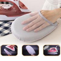 Mini Ironing Board Handheld Ironing Steamer Glove Home Laundry Ironing Mitt3CKE