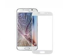 CRISTAL PANTALLA LCD PARA SAMSUNG GALAXY S6 G920  blanco CON HERRAMIENTAS 24H