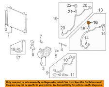Cadillac GM OEM CTS A/C AC Condenser/Compressor/Line-Suction Hose Cap 20913206