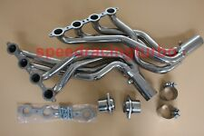 EXHAUST HEADER FOR 2004-2007 CADILLAC CTS-V 5.7L 6.0L V8 LS6 LS2 STAINLESS STEEL