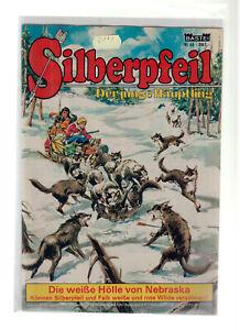 Silberpfeil Bastei Verlag Nr. 64 Top Zustand (1+) Serie ab 1970