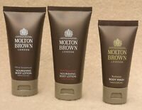 MOLTON BROWN Pink Peppercorn & Sandalwood Body Lotion & 30 ml Body Wash Bushukan