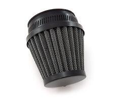 Black Pod Air Filter 50mm - Honda Motorcycle CB350 CB360 CB450 CB500T CB CL
