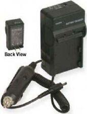 Charger for Sony DSC-W70 DSC-W80 DSC-W80B DSC-W80P DSC-W80W DSC-W80HDPR DSC-W85