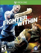 NEW Fighter Within (Microsoft Xbox One, 2013) NTSC 1