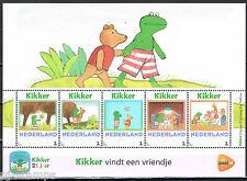 Nederland 3012-Ab-3 Postzegelvel Max Velthuijs - Kikker vindt een vriendje