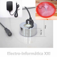 Humidificador por Ultrasonidos Mist Maker + Alimentador, incubadoras 24-72h.