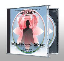 ROOT CHAKRA Muladhara Meditation Music - Energy Clearing and Balancing CD NEW