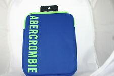 Abercrombie & Fitch iPad/Tablet Case-azul-totalmente auténtico
