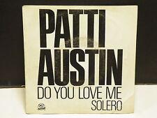 PATTI AUSTIN Do you love me / solero 17838