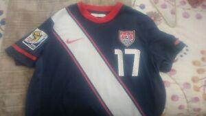 Jozy Altidore USMNT 2010 World Cup jersey