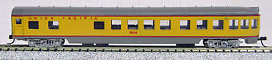 N Smooth Side Observation Car Union Pacific (Yellow/Grey) (1-40175)