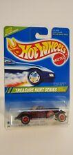 1997 Hot Wheels Treasure Hunt Blimp #10 0f 12