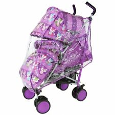 iSafe Stroller -  Complete With Footmuff Headhugger,Bumper Bar & Raincover
