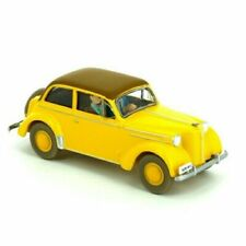 Voiture tintin 1/24 Opel Olympia OL 38 Cabriolet Coach  Neuf en boite collection