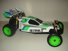 Kyosho Turbo Ultima Body and Wing