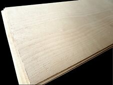 6 x AHORN 2,0mm! STARKFURNIER FURNIER Holz Brett Schiff Bootsbau Intarsien DIY