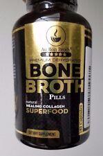 Bone Broth Protein Powder Superfood Capsules + Bone Broth Protein (180 Caps)