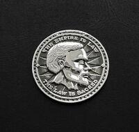 The Elder Scrolls: skyrim coin septim Sterling Silver .925 NEW