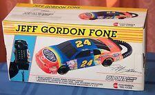 1997 Collectible Jeff Gordon Fone. NASCAR #24 Headlights Flash When Phone Rings!