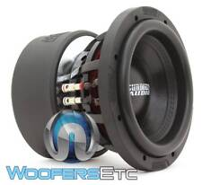 "SUNDOWN AUDIO X-8 V.3 D2 8"" 800W RMS DUAL 2-OHM CAR SUBWOOFER BASS SPEAKER NEW"