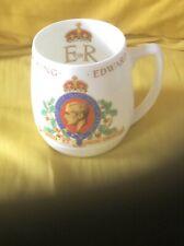 "Rare King Edward VIII ""The Uncrowned King"" 1937 Abdication Mug"