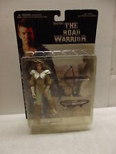 MAD MAX THE ROAD WARRIOR WOMAN ACTION FIGURE MOC