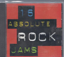 16 Absolute Rock Jams by Countdown Players (CD, Oct-1999, BMG Special Products)