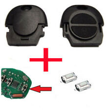 pour Nissan clé clé sans fil boîtier clés de voiture + bouton MICROSONDE