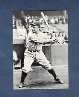 #1 LOU GEHRIG, Yankees | 1983 Baseball Card News promotional/advertising/ad card