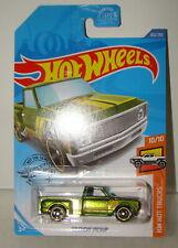 Hot Wheels 2020 Super Treasure Hunt '69 Chevy Pickup MOMC Protecto Pak*