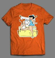 SEXY WILMA AND BETTY CLASSIC CARTOON PARODY HIGH QUALITY SHIRT* MANY COLORS