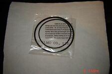 Elmo Hi-Vision SC-18 Two Track Film Projector Belts,2 Belt Set With Instructions