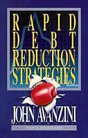 Rapid Debt-Reduction Strategies Paperback John Avanzini