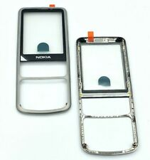 Original Nokia 6700 Classic A-Cover Frontcover Oberschale Gehäuse Silber Matt