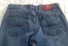 """Lucky Brand Dungarees""""Josie"""" Women Size 10 / 30 Jeans  Mid Rise Flare EUC"""