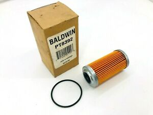 New Wix 57100 Hydraulic Filter Element - Same As: Baldwin PT8392 Napa Gold 7100