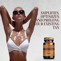 BRONZAN- DR.VITON  - Golden-Bronze Tan--Sunless Tanning - Tan Tablets - Summer