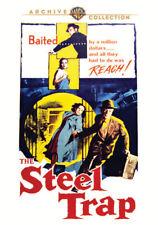 The Steel Trap 1952 (DVD) Joseph Cotten, Teresa Wright, Jonathan Hale - New!