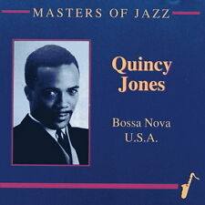 Quincy Jones Bossa Nova U.S.A. Masters Of Jazz Midget CD