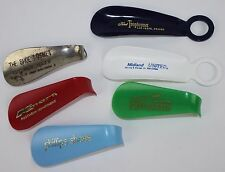 Lot of 6 Vintage Shoe Horns Tropicana Hotel Las Vegas Florsheim Shoe Advertising