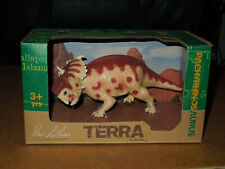 Terra by Battat Dinosaur Pachyrhinosaurus Figure Dan LoRusso Collection