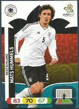 PANINI EURO 2012-ADRENALYN XL-GERMANY-MATS HUMMELS