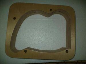 Plinth for Thorens TD135, TD184 birch plywood