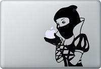 17 Schneewittchen Bandit Aufkleber Skin Decal Sticker geeignet f/ür Apple MacBook und alle Anderen Laptop und Notebooks
