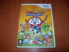 TAMAGOTCHI PARTY ON! Wii (PAL ESPAÑA PRECINTADO)