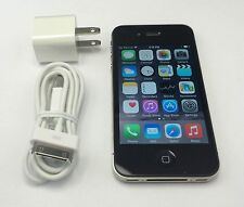 Apple iPhone 4S 8GB Black GSM Factory Unlocked - (AT&T T-Mobile +) Refurbished!